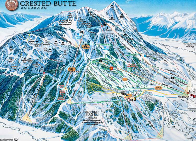 Crested Butte Colorado > Crested Butte Resort // Human-Driven Travel
