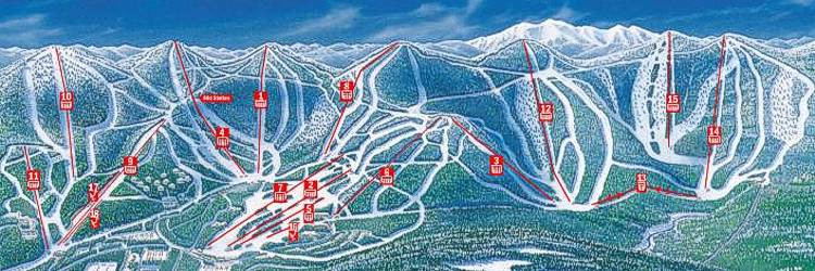 Sunday River on maine united states map, discovery ski resort trail map, maine atv trail map, maine county map with towns,